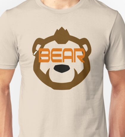 Phenom Bear - Grizzly Bear Goggles -  Unisex T-Shirt