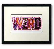 Kid Cudi Collection  Framed Print