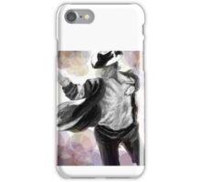illustration of Michael Jackson iPhone Case/Skin