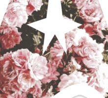 Star Trek Symbol Floral Sticker