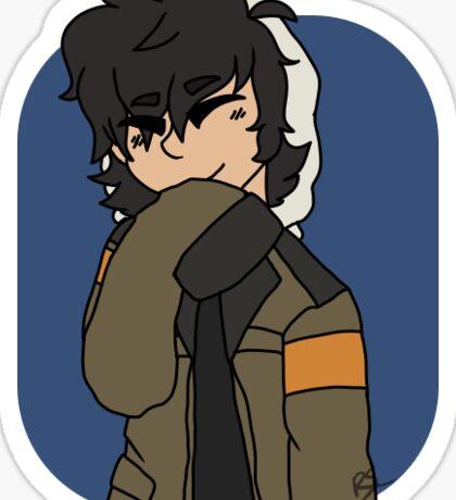 Jacket Theif Sticker