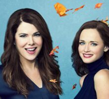 Gilmore girls - a year in the life - netflix series Sticker