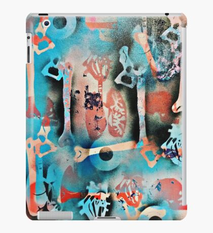Blue Murder iPad Case/Skin