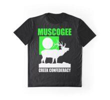MUSCOGEE-3 Graphic T-Shirt