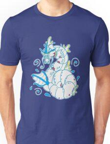 Gyarados Popmuerto   Pokemon & Day of The Dead Mashup Unisex T-Shirt