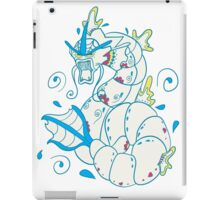 Gyarados Popmuerto | Pokemon & Day of The Dead Mashup iPad Case/Skin