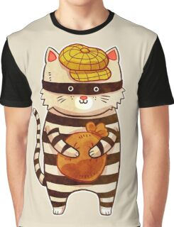 Catburglar Graphic T-Shirt