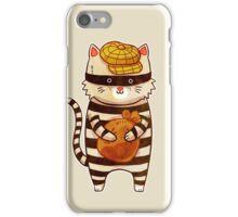 Catburglar iPhone Case/Skin