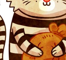 Catburglar Sticker