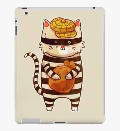 Catburglar iPad Case/Skin