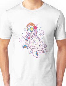 Lapras Popmuerto   Pokemon & Day of The Dead Mashup Unisex T-Shirt
