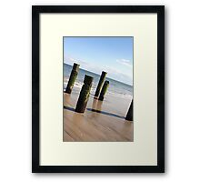 The Jersey Shore 11 Framed Print