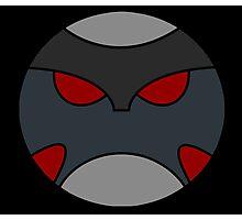 Krimzon Guard Emblem Photographic Print