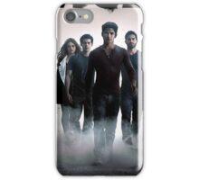 Teen Wolf iPhone Case/Skin
