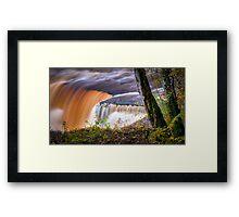 Aysgrth Falls Framed Print