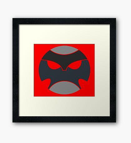 Krimzon Guard Emblem [Variant] Framed Print