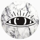 Eyeland Corporation (White Marble) by Eyeland Clothing