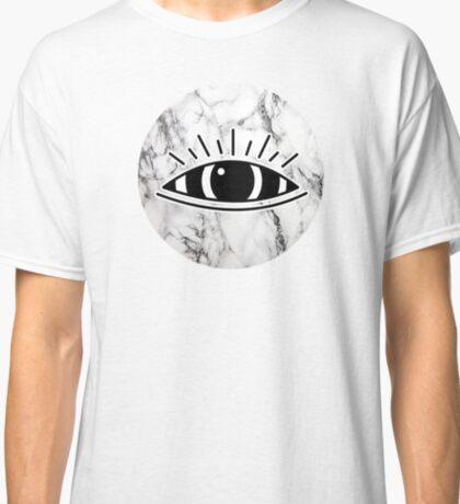 Eyeland Corporation (White Marble) Classic T-Shirt