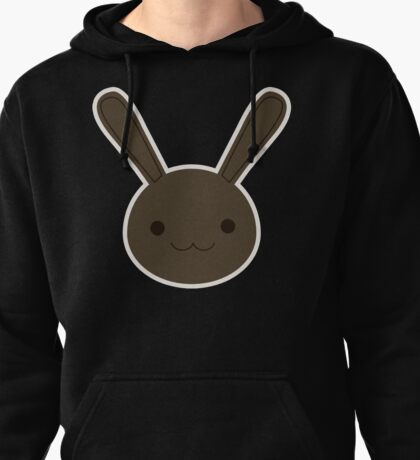 Jaune Arc Bunny Pullover Hoodie