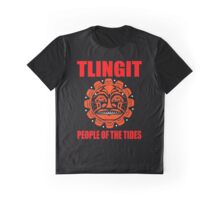 TLINGIT-PEOPLE OF THE TIDES 2 Graphic T-Shirt