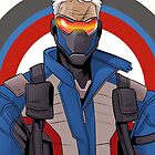 Soldier 76 by Chantal Thomas