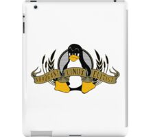 Arrogant Linux Elitist iPad Case/Skin