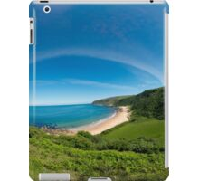 Kinnagoe Bay Panorama iPad Case/Skin