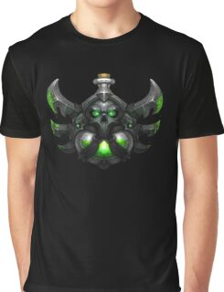 Rogue Crest Graphic T-Shirt