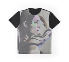 Branches Portrait Graphic T-Shirt