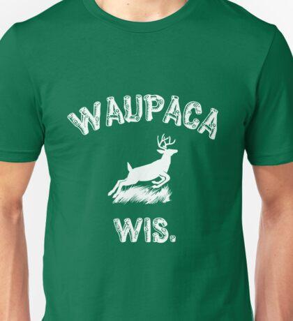 Waupaca Wis Unisex T-Shirt