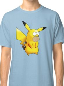 Homerkachu the Hybrid Monster Classic T-Shirt