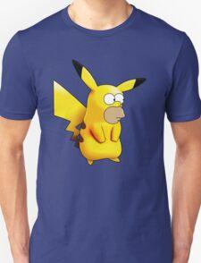 Homerkachu the Hybrid Monster T-Shirt