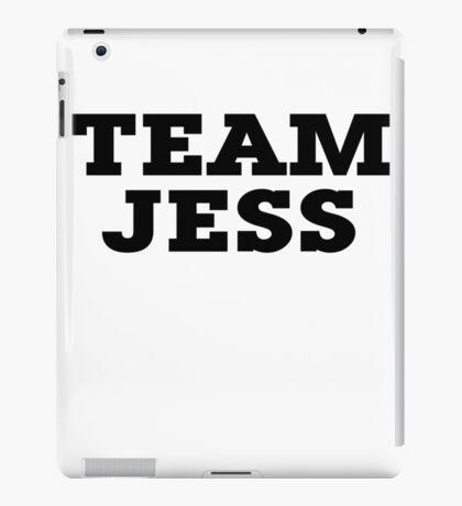 Team Jess iPad Case/Skin