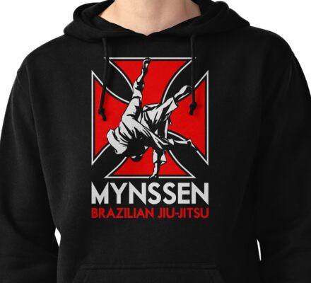 Mynssen Brazilian Jiu-Jitsu Pullover Hoodie