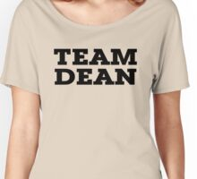 Team Dean Women's Relaxed Fit T-Shirt