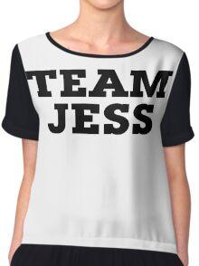 Team Jess Chiffon Top