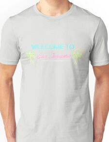 Welcome to San Junipero Unisex T-Shirt