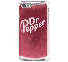 Dr Pepper / Ph D. Pepper - Mystic messenger iPhone Case/Skin