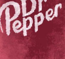 Dr Pepper / Ph D. Pepper - Mystic messenger Sticker