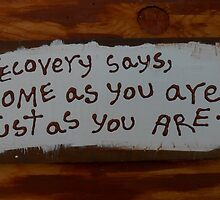 recovery says by songsforseba