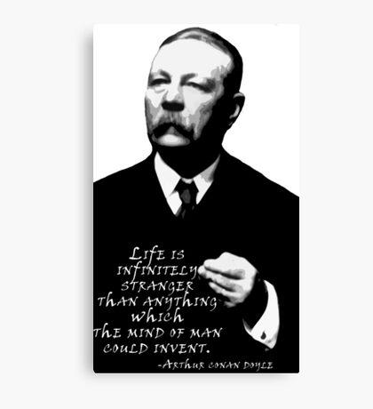 Life is Inifinitely Stranger Canvas Print