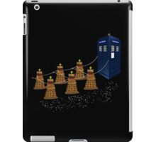 A Dalek Christmas iPad Case/Skin