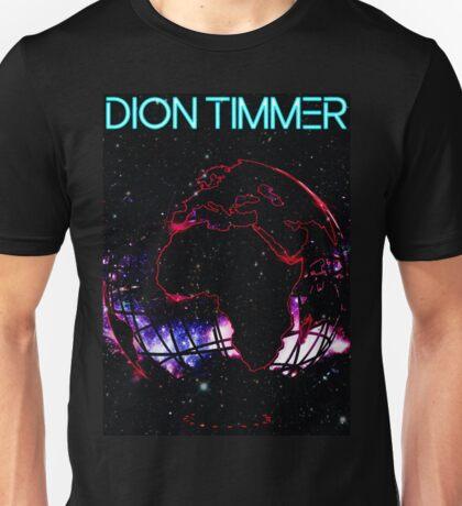 Dion Timmer Custom 'My World' Shirt Unisex T-Shirt