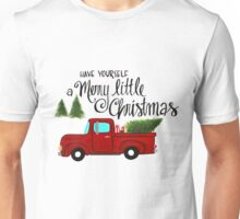 Merry Little Christmas Unisex T-Shirt