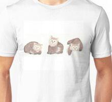 Three little owlbears Unisex T-Shirt