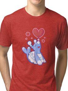 Brionne Love Bubbles Tri-blend T-Shirt