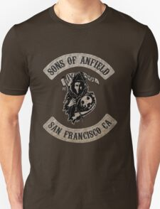 Sons of Anfield - San Francisco T-Shirt