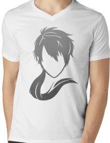 Zen Silhouette - Mystic Messenger  Mens V-Neck T-Shirt
