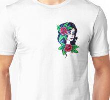 Rose Portrait Unisex T-Shirt