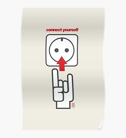 Connect Yourself Poster